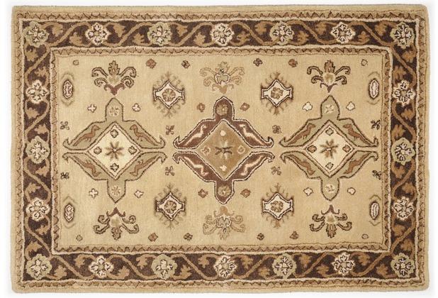 Oriental Collection Teppich Royal Kazak 242 camel 60cm x 90cm