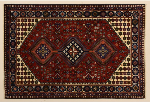 Oriental Collection Yalameh rot 75975, 100 x 155 cm