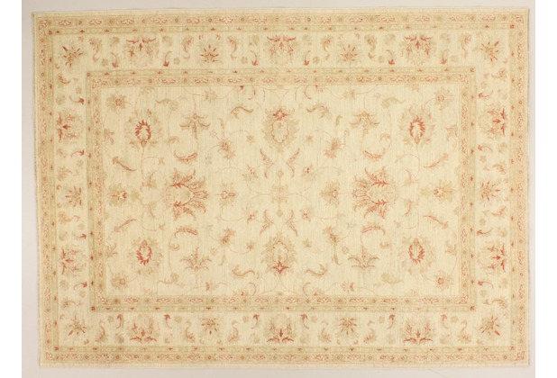 Oriental Collection Ziegler Teppich Premium beige 99680 177 x 242 cm