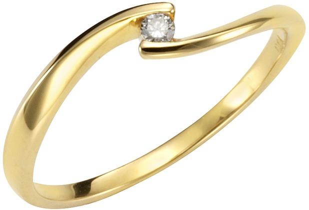 Orolino Ring 585/- Gelbgold Brillant  10739 52 (16,6)
