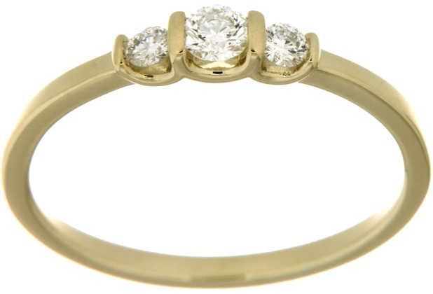 Orolino Ring 585/- Gelbgold Brillant  6265 56 (17,8)