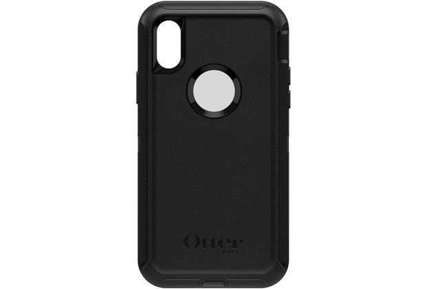 OtterBox Defender Case Apple iPhone XS schwarz