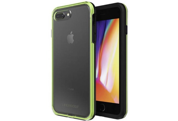 OtterBox LifeProof SLAM, iPhone 7 Plus / iPhone 8 Plus, Night Flash (schwarz-grün)