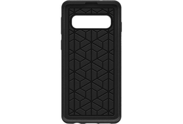 OtterBox Symmetry Case, Samsung Galaxy S10, schwarz