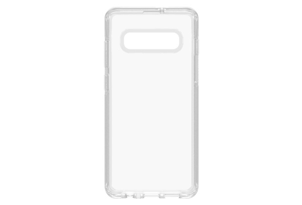 OtterBox Symmetry Case, Samsung Galaxy S10+, transparent