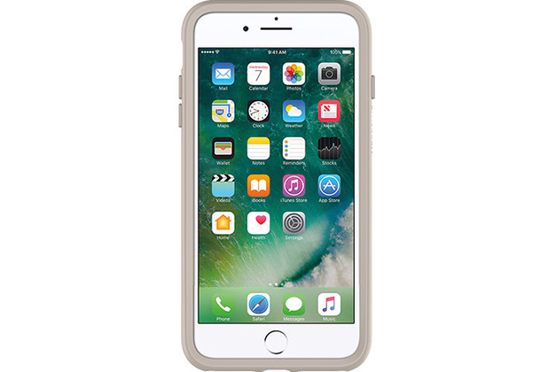 OtterBox Slim Case iPhone 8 Plus/7 Plus incl. Alpha Glass Lucent Beige