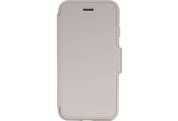 """OtterBox Strada Folio, iPhone 8/ iPhone 7, \""""Soft Opal\"""" Pale Beige \""""Limited Edition\"""""""