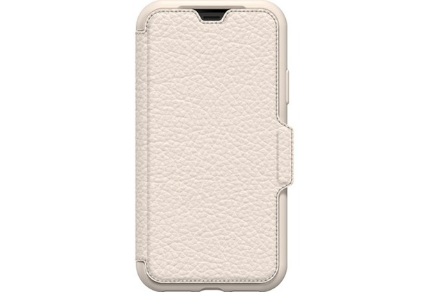"OtterBox Strada Folio, iPhone X, \""Soft Opal\"" Pale Beige - \""Limited Edition\"""