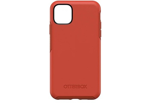 OtterBox Symmetry Apple iPhone 11 Pro Max Risk Tiger orange