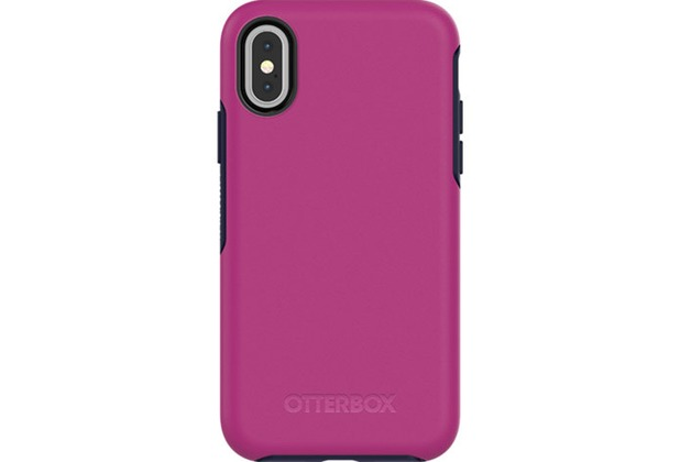 """OtterBox Symmetry, iPhone X, Mix Berry Jam \""""Limited Edition\"""""""