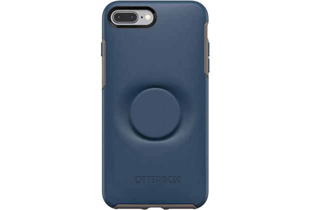 OtterBox Symmetry Pop Apple iPhone 8 Plus / 7 Plus blau Popsocket
