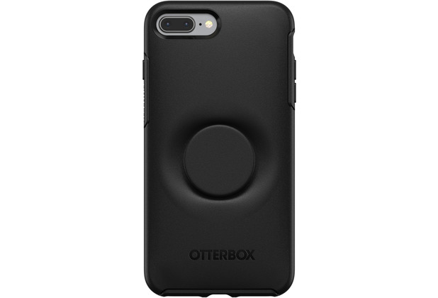 OtterBox Symmetry Pop Apple iPhone 8 Plus / 7 Plus schwarz Popsocket