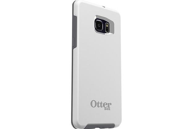 OtterBox Symmetry, Samsung Galaxy S6 Edge+, Glacier