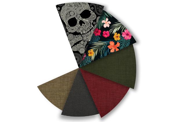 Outdoorchef Arosa Textilverkleidungen Starter Set Assortiert (Red, Beige, Grey, Green, Hawaii, Skull)