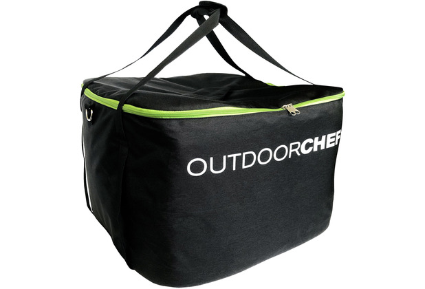 Outdoorchef Camping Bag ACC, schwarz