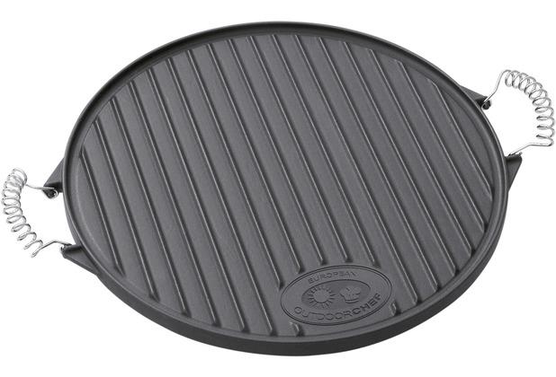 Outdoorchef Grillplatte 480, 570, schwarz