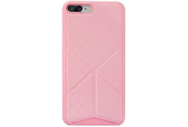 Ozaki O!Coat 0.4+ Totem Versatile Case - Apple iPhone 7 Plus / iPhone 8 Plus - pink