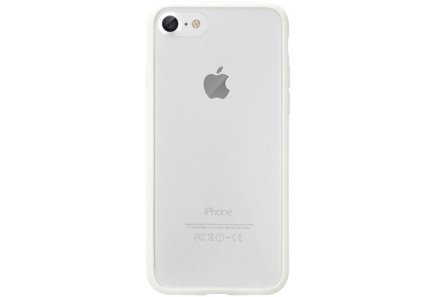 Ozaki O!Coat 0.3+ Bumper Case - Apple iPhone 7 / iPhone 8 / iPhone SE 2020 - weiß