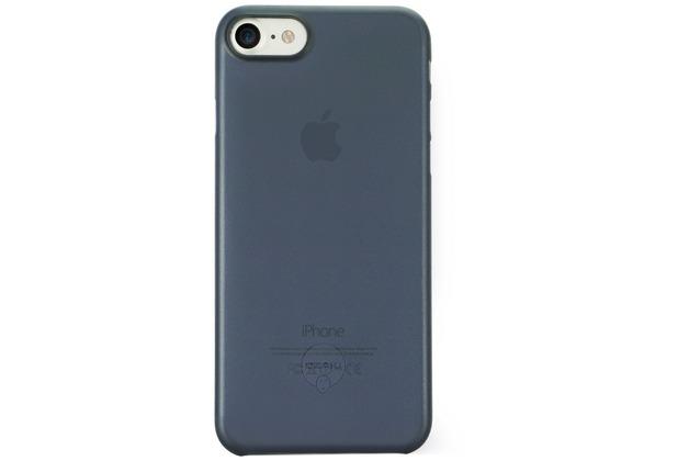 Ozaki O!Coat 0.3 Jelly Case - Apple iPhone 7 / iPhone 8 / iPhone SE 2020 - blau
