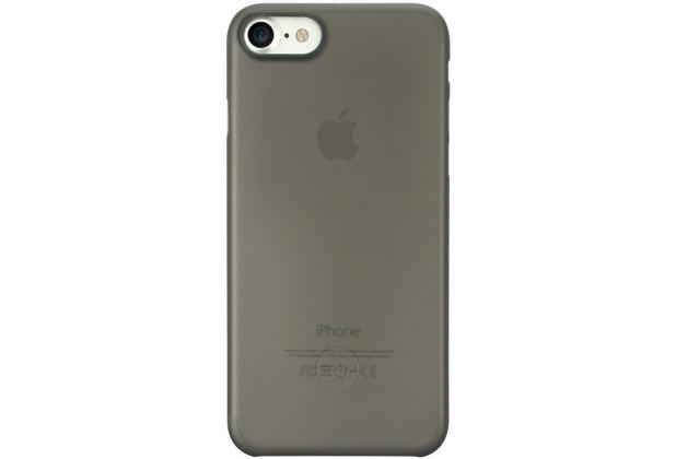 Ozaki O!Coat 0.3 Jelly Case - Apple iPhone 8/7 / iPhone SE 2020 - schwarz