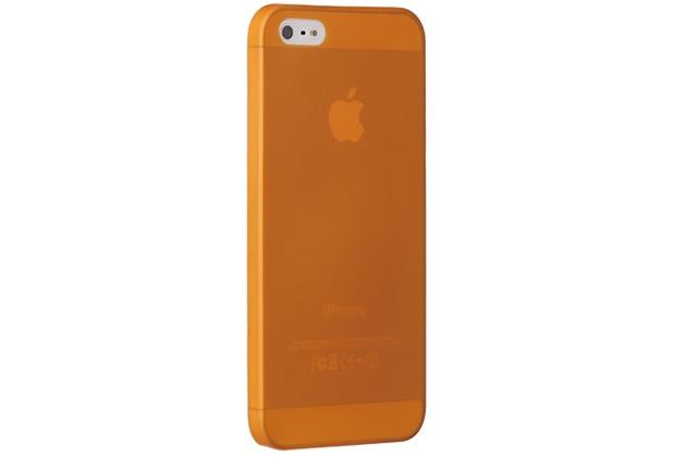Ozaki O!Coat 0.3 Jelly für iPhone 5/5S/SE, orange