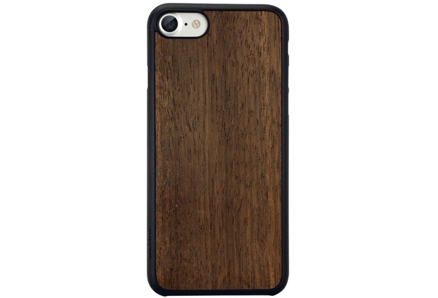 Ozaki O!Coat 0.3+ Wood Case - Apple iPhone 7 / iPhone 8 / iPhone SE 2020 - ebony