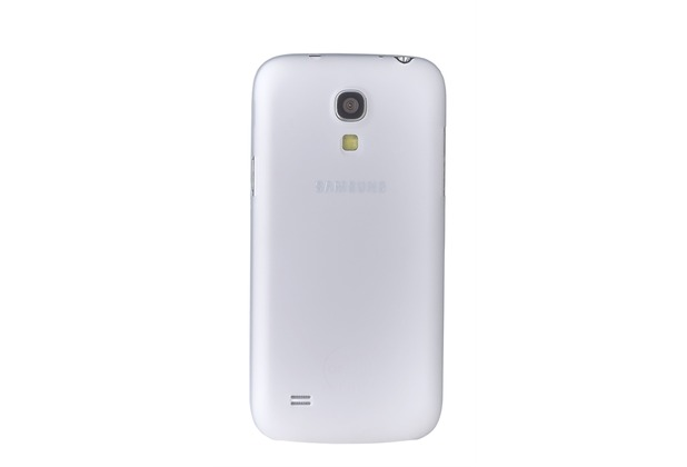 Ozaki O!Coat 0.4 Jelly für Samsung Galaxy S4 mini, transparent