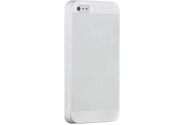 Ozaki O!Coat Spring für Phone 5, lilien-weiß