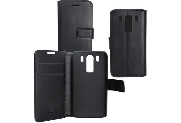 Fontastic OZBO PU Tasche Diary Business - schwarz - für LG G4