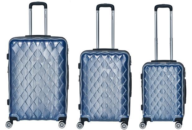 Packenger Atlantic Premium Kofferset 3tlg. Blau