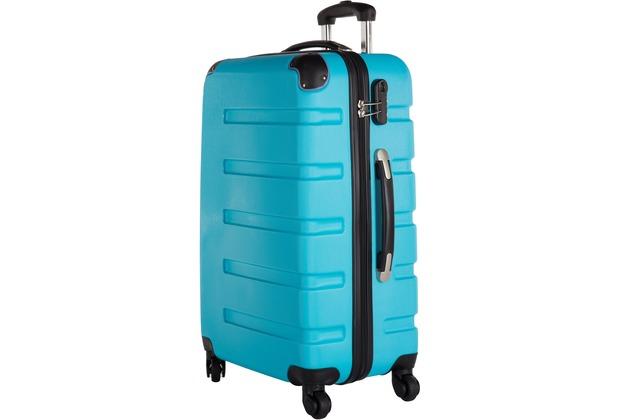 Packenger Koffer Marina M in Blau