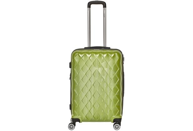 """Packenger Premium Koffer Atlantic 24"""" Grün"""
