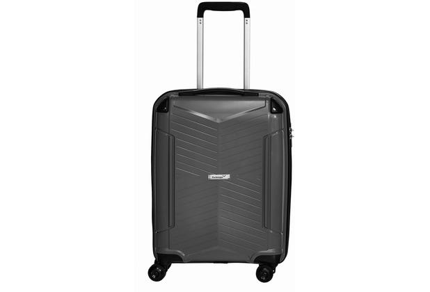 """Packenger Premium Koffer Silent 20"""" Schwarz"""