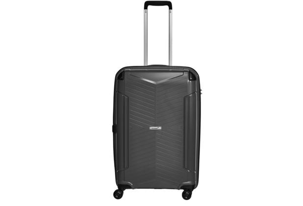 """Packenger Premium Koffer Silent 24"""" Schwarz"""