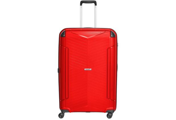 """Packenger Premium Koffer Silent 28"""" Rot"""