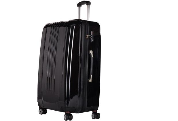 Packenger Premium Koffer Stone XL in Schwarz