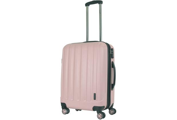 Packenger Premium Koffer Velvet L in Mauve