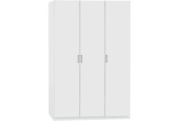 PACK\'S Drehtürenschrank Prima Alpinweiß 1360x2100x540 cm