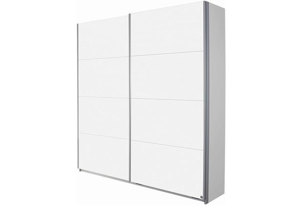 PACK\'S Schwebetürenschrank Minosa Alpinweiß 181x197x48 cm