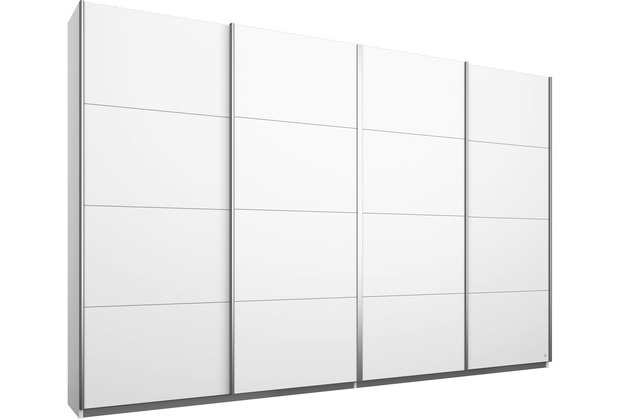 PACK\'S Synchron-Schwebetürenschrank Syncrono Alpinweiß 271x211x62 cm