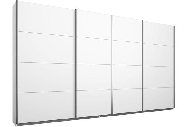 PACK\'S Synchron-Schwebetürenschrank Syncrono Alpinweiß 3160x2110x620 cm