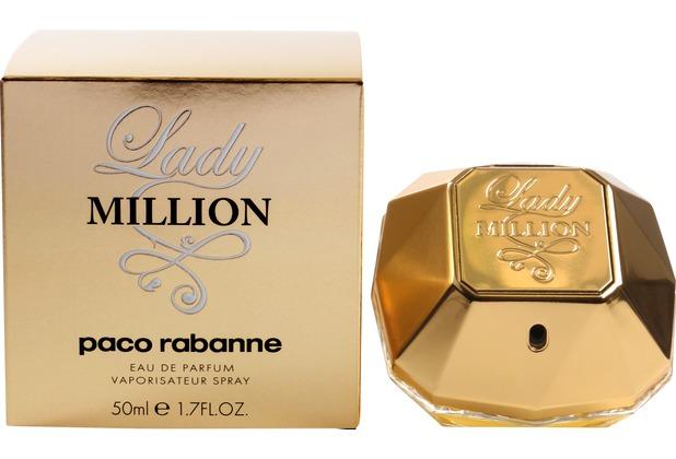 Paco Rabanne Lady Million edp spray 50 ml