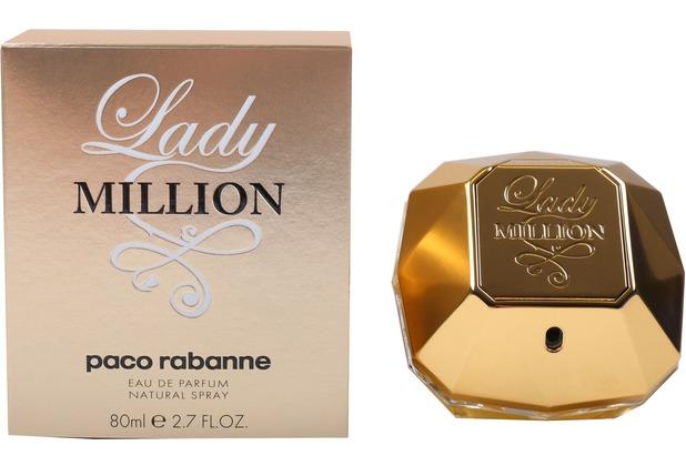 Paco Rabanne Lady Million edp spray 80 ml