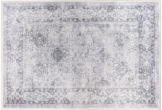 Padiro Teppich Rhodin 1025 Grau 120cm x 170cm