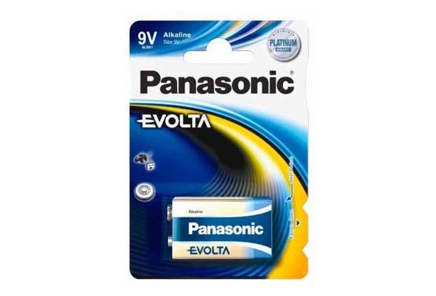 Panasonic 6LR61EGE/1BP Evolta,