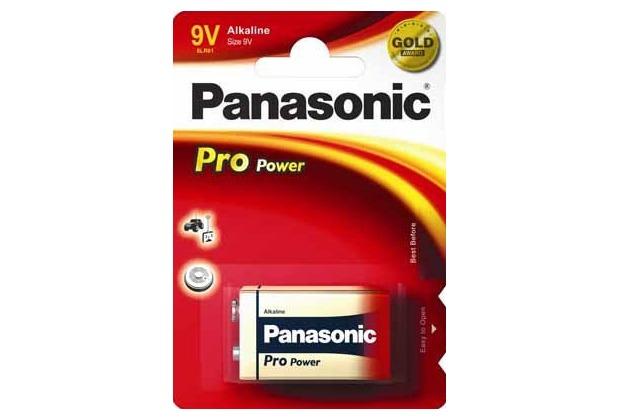 Panasonic 9v, Pro Power,