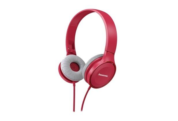 Panasonic DJ-Street Kopfhörer, pink