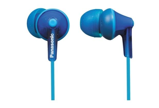 Panasonic In-Ear Stereo Kopfhörer RP-HJE125, blau