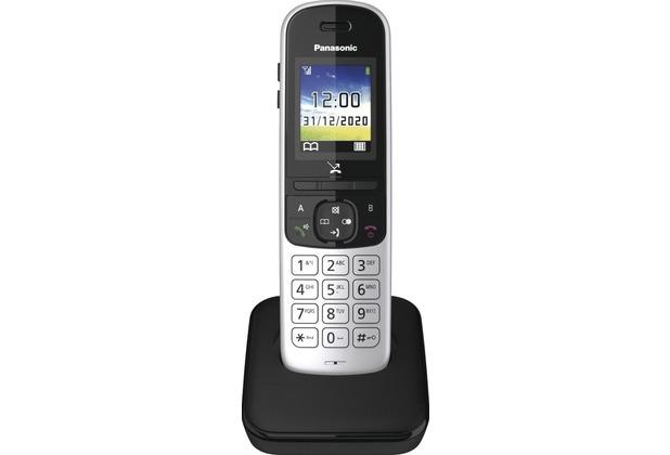 Panasonic KX-TGH710, schwarz