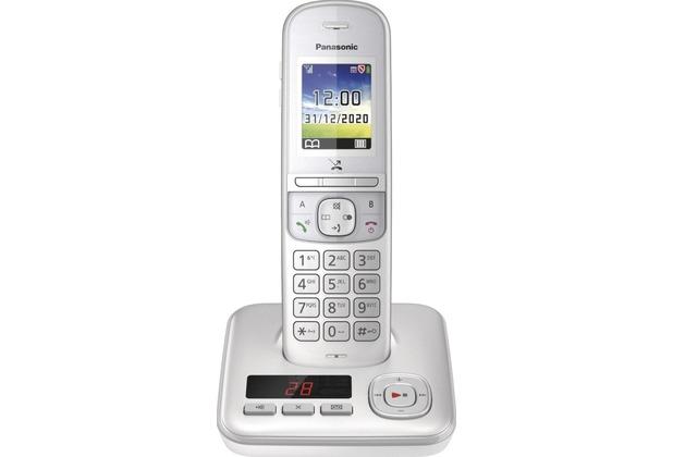 Panasonic KX-TGH720, perlsilber